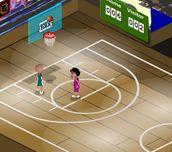 Hard Court Basketball