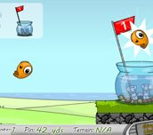 Crazy Golf Fish