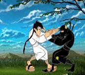 Kamil and Ninja Nejat