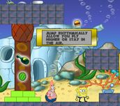 Spongebob Bubble World 2