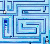 Abominaball Snow Maze